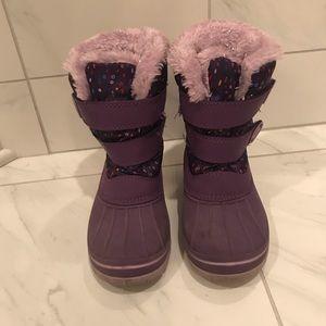 Cat & Jack Snow Boots size 11/12